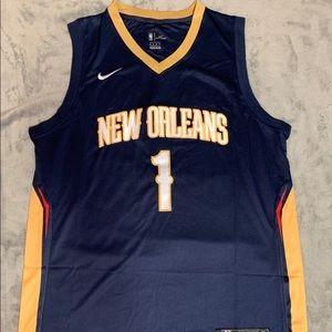Zion Williamson Pelicans Jersey